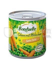 Produktabbildung: Bonduelle Erbsen mit Möhrchen sehr fein 212 ml