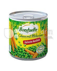Produktabbildung: Bonduelle Erbsen mit Möhrchen Feinste Auslese 212 ml