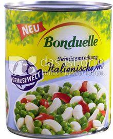 Produktabbildung: Bonduelle Gemüsemischung Italienische Art 850 ml