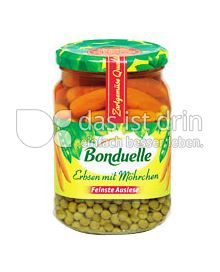 Produktabbildung: Bonduelle Erbsen mit Möhrchen Feinste Auslese 580 ml