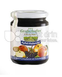 Produktabbildung: Grafschafter Gourmet Apfel-Holunder 320 g