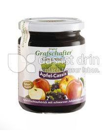 Produktabbildung: Grafschafter Gourmet Apfel-Cassis 320 g