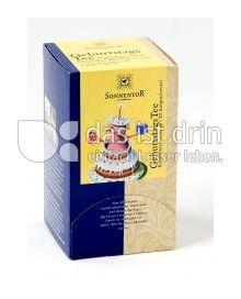 Produktabbildung: Sonnentor Geburtstags Tee Aufgussbeutelspender 20 St.