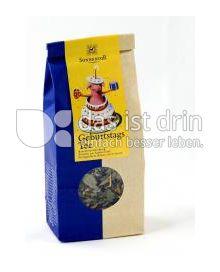 Produktabbildung: Sonnentor Geburtstags Tee 50 g