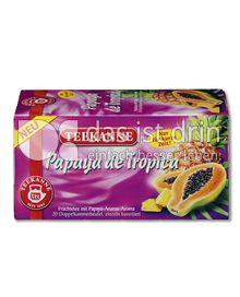 Produktabbildung: Teekanne Papaya de Tropica 60 g
