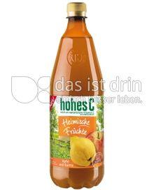 Produktabbildung: hohes C Heimische Früchte Apfel und Quitte 1 l