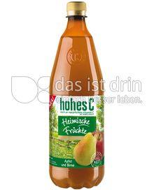 Produktabbildung: hohes C Heimische Früchte Apfel und Birne 1 l