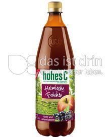 Produktabbildung: hohes C Heimische Früchte Apfel und Johannisbeere 1 l