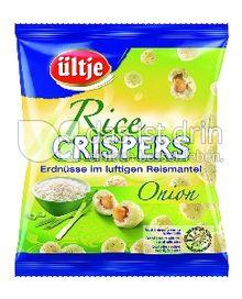 Produktabbildung: Ültje Rice Crispers Onion 150 g