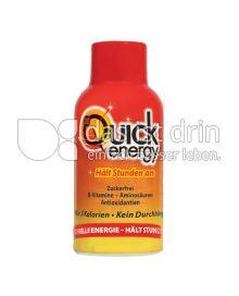 Produktabbildung: Quick Energy Quick Energy Shot 59 ml