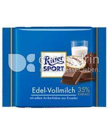 Produktabbildung: Ritter Sport Edel-Vollmilch 35% Kakao 100 g