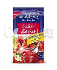 Produktabbildung: Sweet Family Nordzucker Gelierzucker Geschmack des Jahres Vanille-Holunderblüte-Geschmack 250 g