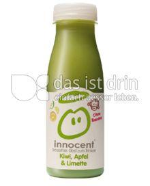 Produktabbildung: innocent Kiwi, Apfel & Limette 250 ml