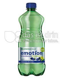 Produktabbildung: Römerquelle Emotion Brombeere/Limette 500 ml