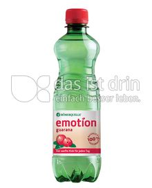 Produktabbildung: Römerquelle Emotion Guarana 500 ml
