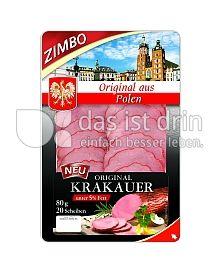 Produktabbildung: Zimbo Krakauer 80 g