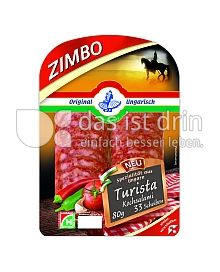 Produktabbildung: Zimbo Ungarische Turista 80 g