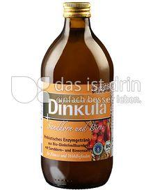 Produktabbildung: Dinkula Sanddorn und Birne 0,5 l