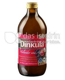 Produktabbildung: Dinkula Holunder und Apfel 0,5 l