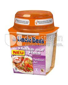 Produktabbildung: Uncle Ben's® Heiss auf Reis Indisch Tandoori Art 300 g