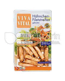Produktabbildung: Viva Vital Hähnchen-Filetstreifen 150 g
