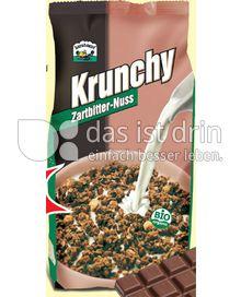 Produktabbildung: Mr. Reen's Krunchy Zartbitter-Nuss 375 g