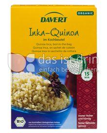 Produktabbildung: Davert Inka-Quinoa im Kochbeutel 250 g