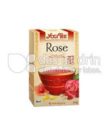 Produktabbildung: Yogi Tee Rose 15 St.