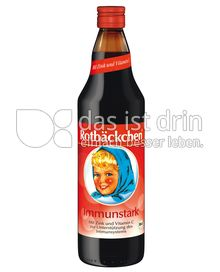 Produktabbildung: Rotbäckchen Immunstark Bio 750 ml