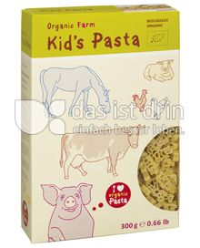 Produktabbildung: ALB-GOLD Bio Kids-Pasta Organic Farm 300 g