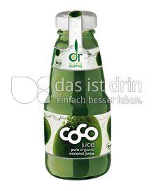 Produktabbildung: Dr. Antonio Martins Coco Juice 0,5 l
