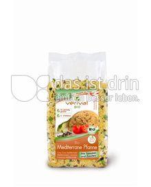 Produktabbildung: Verival Bio Mediterrane Pfanne 150 g