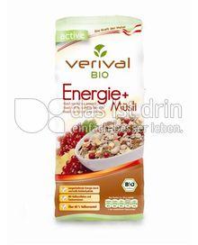 Produktabbildung: Verival Energie+ Müsli 375 g