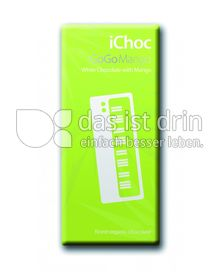 Produktabbildung: iChoc GoGo Mango 40 g