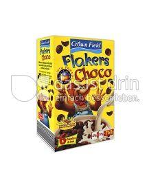 Produktabbildung: Crownfield Flakers Choco 750 g