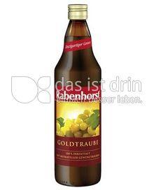Produktabbildung: Rabenhorst Goldtraube 750 ml