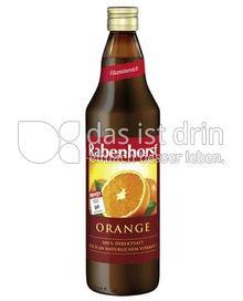 Produktabbildung: Rabenhorst Orangensaft 750 ml
