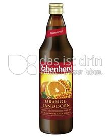 Produktabbildung: Rabenhorst Orange-Sanddorn-Nektar 750 ml