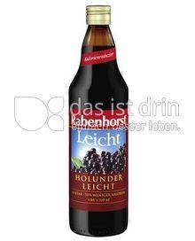 Produktabbildung: Rabenhorst Holunder-Nektar leicht 750 ml