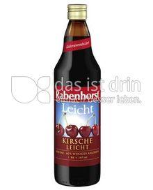 Produktabbildung: Rabenhorst Kirsch-Nektar leicht 700 ml