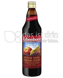 Produktabbildung: Rabenhorst Roter Eisen-Nektar leicht 750 ml