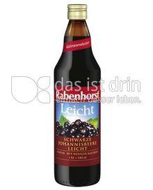 Produktabbildung: Rabenhorst Schwarzer-Johannisbeer-Nektar leicht 750 ml