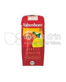 Produktabbildung: Rabenhorst Bio Apfel + Limone 330 ml