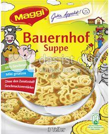 Produktabbildung: Maggi Guten Appetit Bauernhof Suppe 53 g