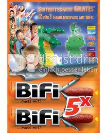 Produktabbildung: Bifi Original 125 g