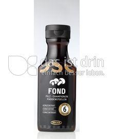 Produktabbildung: Oscar Pilzfond-Konzentrat 200 ml