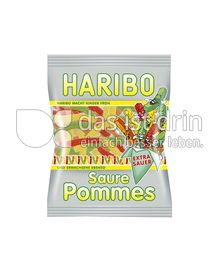 Produktabbildung: Haribo Saure Pommes 200 g