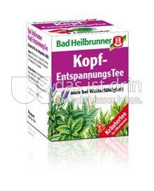 Produktabbildung: Bad Heilbrunner® Kopf-EntspannungsTee 8 St.