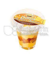 Produktabbildung: Bontà Divina Delizia Pfirsich-Aprikose 110 g
