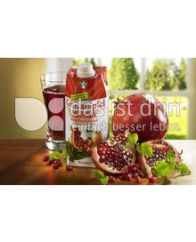 Produktabbildung: Oxitien 613 Bio-Granatapfelsaft 0,5 l